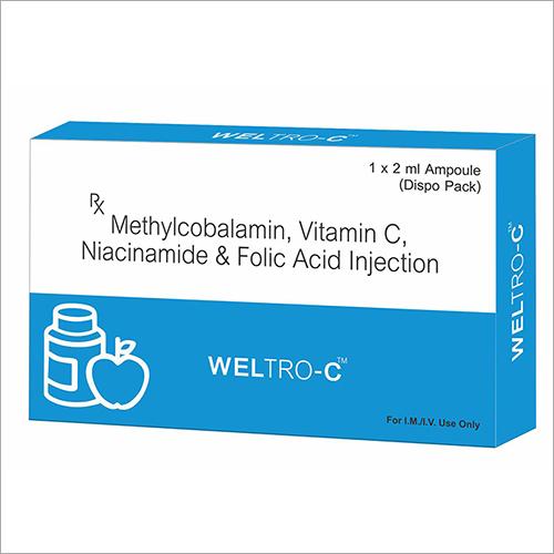 Methylcobalamin Vitamin C Acid Injection