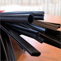 Black PVC Rubber