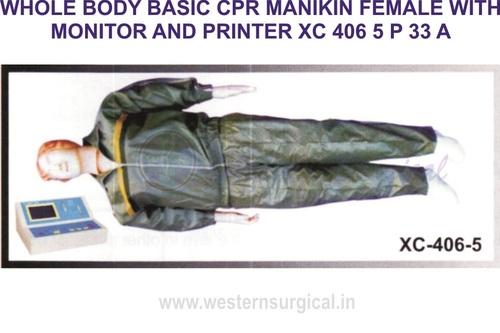 WHOLE BODY BASIC CPR MANIKIN FEMALE