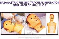 NASOGASTRIC FEEDING TRACHEAL INTUBATION