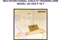 MULTIFUNCTIONAL CHILD IV TRAINING ARM MODEL