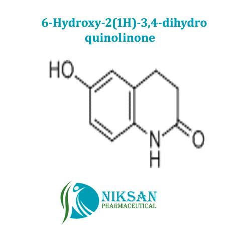 6-Hydroxy-2(1H)-3,4-dihydroquinolinone