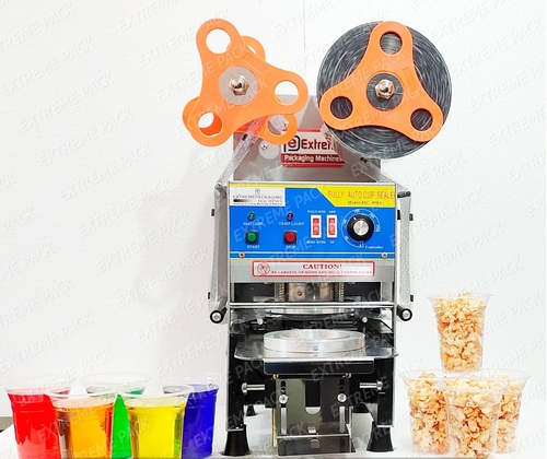 Cup Sealer Machine ( Fully Automatic )