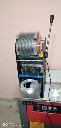 Cup Sealer Machine ( Manual Cup)