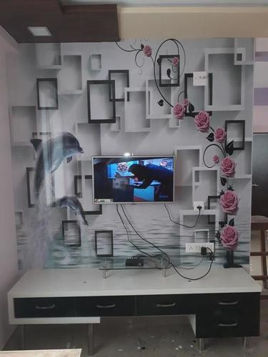 Digital  pvc wall panel