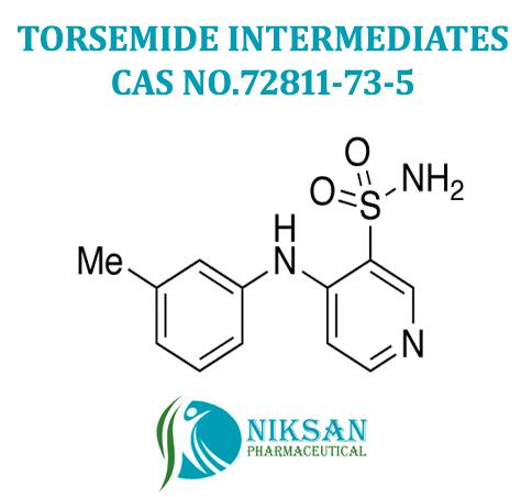 4-(3'-Methylphenyl)amino-3-pyridinesulfonamide