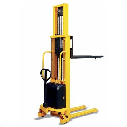 Strong Semi Electric Stacker