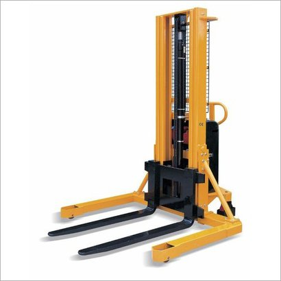 Easy To Operate Electric Pallet Stacker