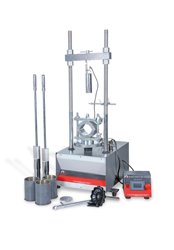 Marshal Stability Testing Machine-digital 4