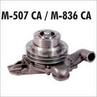 LEYLAND 680 COMPLETE ASSEMBLY WITH BASE PLATE, HUB AND PULLEY
