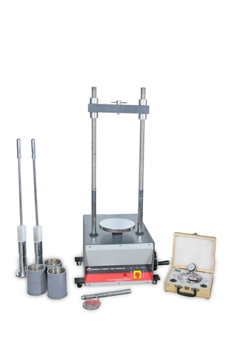 Modified Marshal Stability Testing Machine - 6