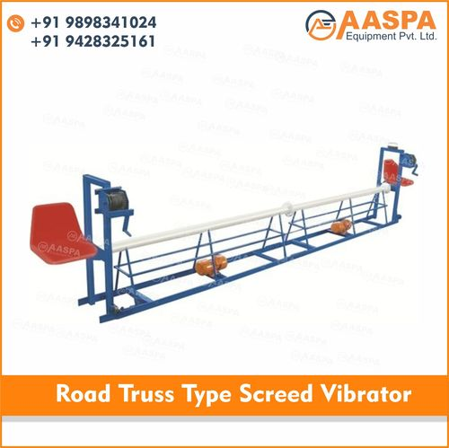 Road Truss Type Screed Vibrator