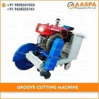 Road Groove Cutting Machine