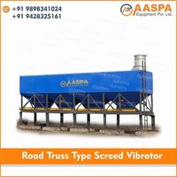 Horizontal Fly Ash Storage Silo System