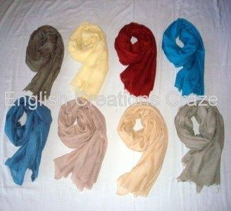Suppliers Modal Silk Jacquard Shawls
