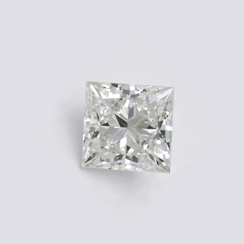 CVD Diamond 2.36ct  G VS1 Princess Shape IGI Certified Stone
