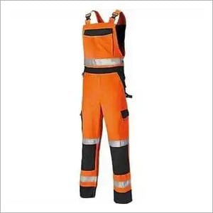 Polyester Cotton Safety Suit Fabric