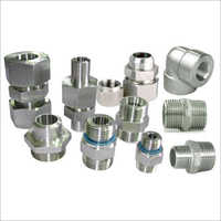 Nickle Alloy Forged Pipe Fitting