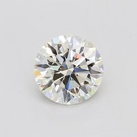 CVD Diamond 1.33ct I VS2 Round Brilliant Cut IGI Certified Stone