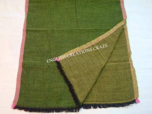 Wool jacquard Shawls