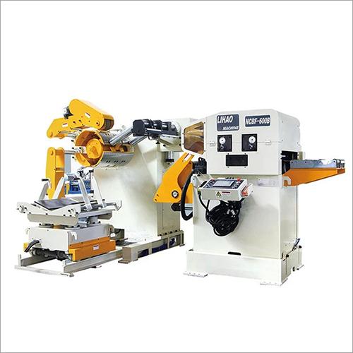 NCBF Type Straightener Feeder And Uncoiler 3 In 1 Machine For Sheet Machine