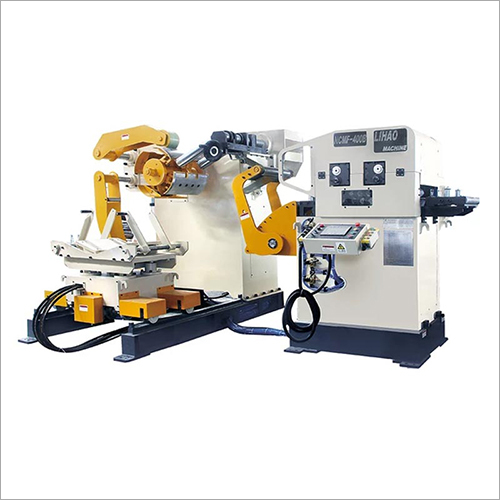 NCMF Type Straightener Feeder And Uncoiler 3 In 1 Machine For Sheet Machine