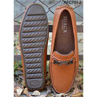 Mens Stylish Brown Loafers