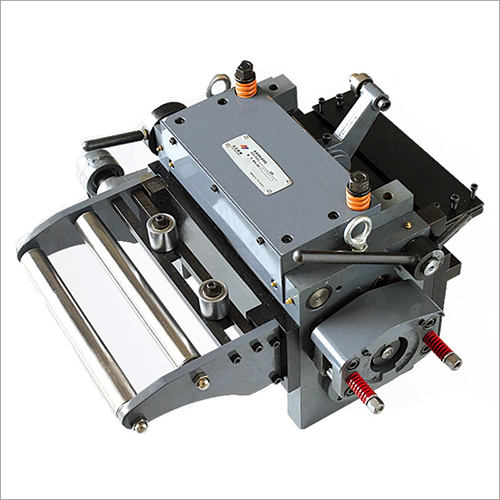 High Speed Mechanical Roll Feeder Machine