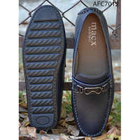 Mens Stylish Navy Blue Loafers