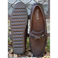 Mens Stylish Origin Brown Loafers