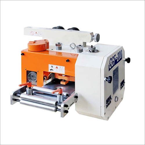 High Speed Gear Change Feeder Machine