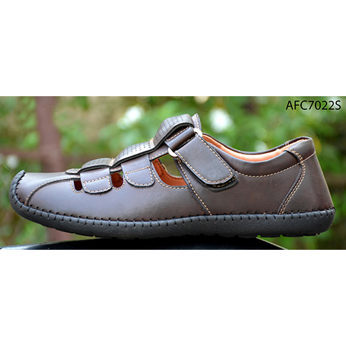 Mens Dust Brown Sandals