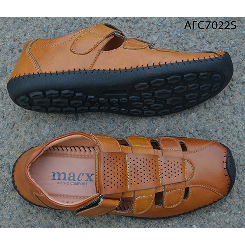 Mens Light Brown Sandals