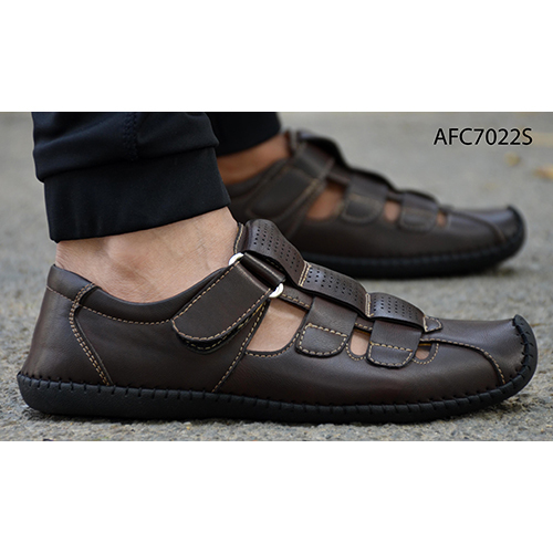 Mens Trendy Brown Sandals