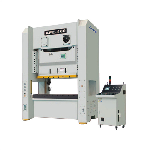 APE Closed Double Crank Precision Steel Frame Press Machine