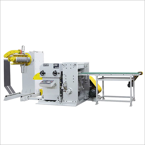Cutting System Simple Cut To Length Line Machine