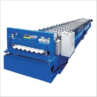Wave Plate Roll Forming Machine