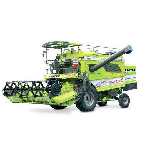 KARTAR 4000 Multi Crop Combine Harvester