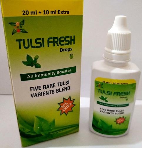 TULSI FRESH DROP