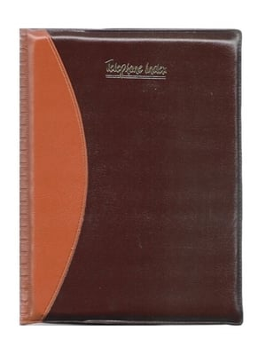 Nescafe Size, Telephone Diary, Foam Folder (256 Pages)