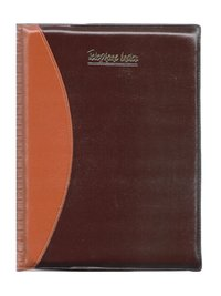 Nescafe Size, Telephone Diary, Foam Folder (256 Pages)
