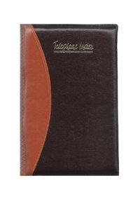 Chief Size, Address Book, Foam Folder (224 Pages)