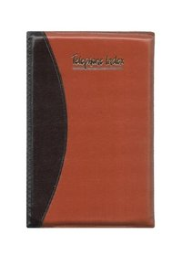 Chief Size, Address Book, Foam Folder (128 Pages)