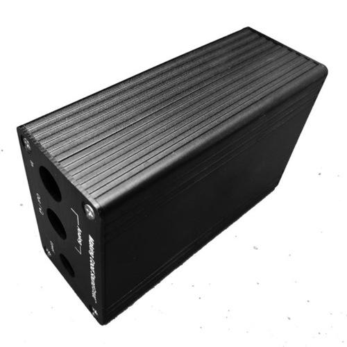 Aluminum profiles for electronic case / box
