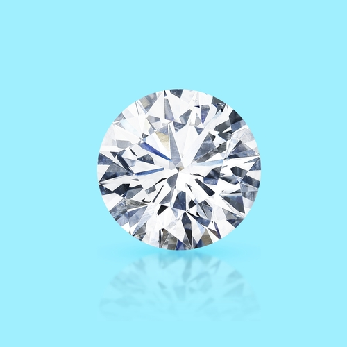 CVD Diamond 1.11ct G VS2 Round Brilliant Cut IGI Certified Stone