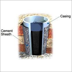 Sodium CMC Oil Well Drilling Grade