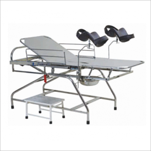 Labour Table (Foot End Detachable)