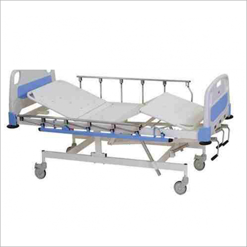 Height Adjustable ICU Bed