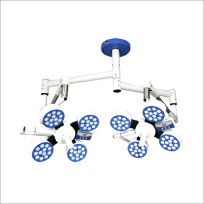 4 + 4 Reflector LED light