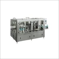 Automatic bottle filling Line